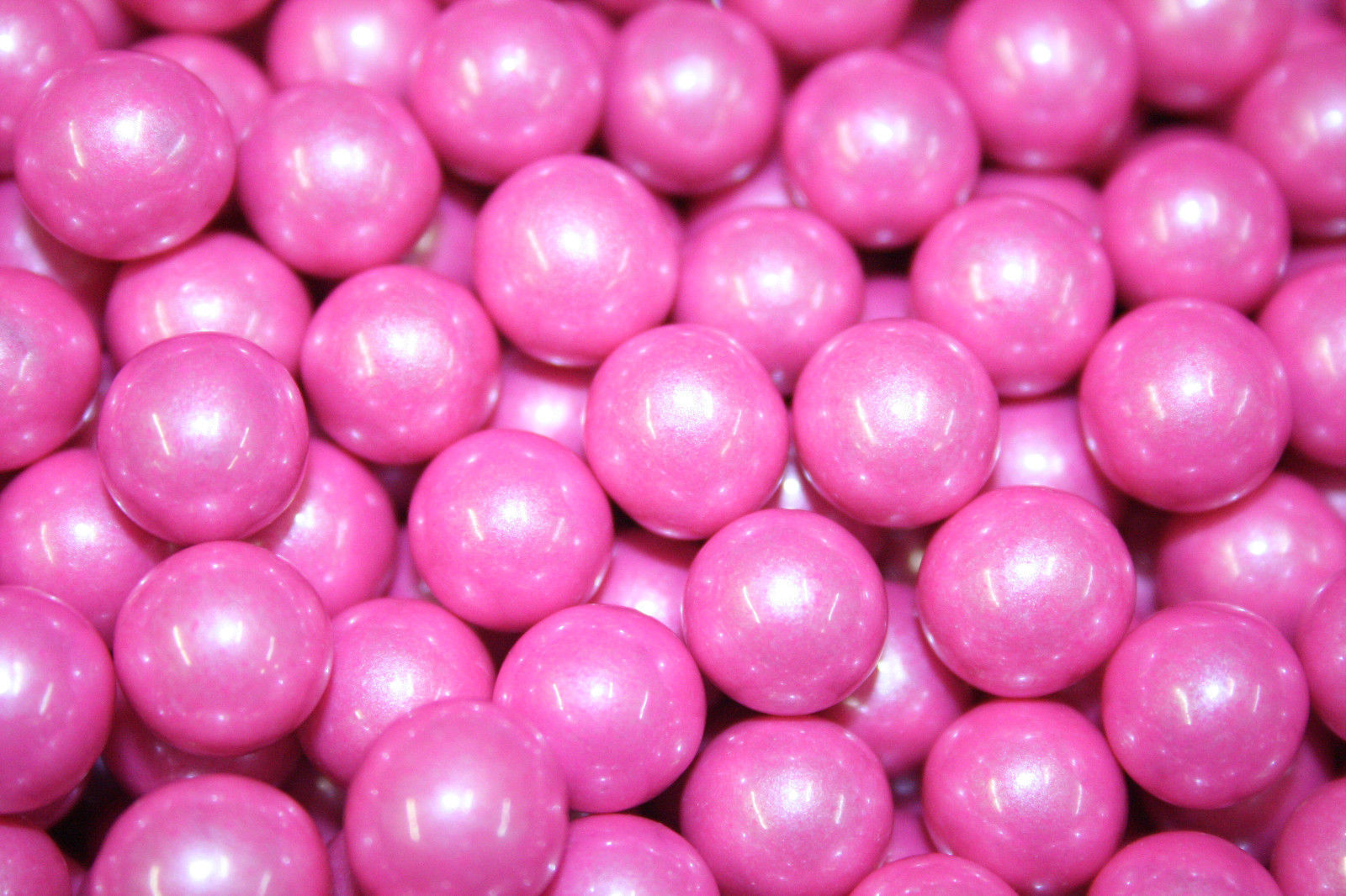 SIXLETS SHIMMER BRIGHT PINK, 2LBS