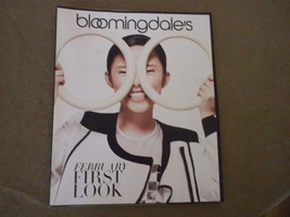 Bloomingdales New York Mens & Womens Fashion & Accessories catalog 2013 NF - $5.75