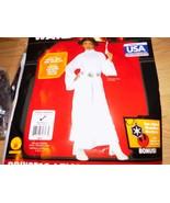 Girl's Size Large 12-14 Disney Star Wars Princess Leia Costume Dress & W... - $42.00