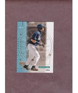 2002 Upper Deck Ovation # 9 Ichiro Suzuki Seattle Mariners - $1.00