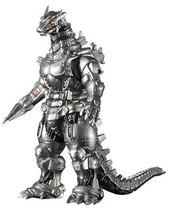 MECHA GODZILLA 2004 Figure W/TAG Movie Monster Sofubi Sofvi Kaiju BANDAI... - $285.57