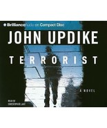 Terrorist by John Updike (2006, CD, Abridged) Audiobook - $16.28