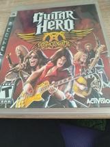 Sony PS3 Guitar Hero: AeroSmith image 1
