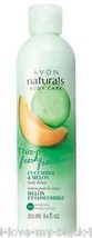 NATURALS Cucumber and Melon Fresh Fraicheur Refreshing Body Lotion NEW 8... - $8.86
