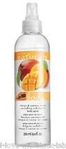 NATURALS Mango & Papaya Nectar Nourishing Indulgence Body Spray 8.4 fl oz ~NEW~ - $8.86