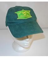 John Deere Moline, Ill. Vintage Logo Green Yellow Hat - Adjustable Baseb... - $11.35