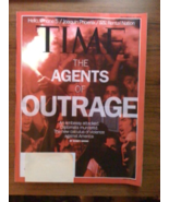 Time Magazine The Agents of Outrage Hello iPhon... - $5.00