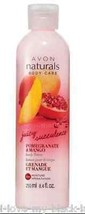NATURALS Pomegranate & Mango Juicy Succulence Refreshing Body Lotion NEW... - $8.86