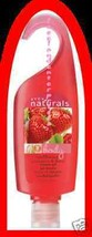 NATURALS Strawberry & Guava Shower Gel  5 fl oz ~ NEW ~ - $5.89