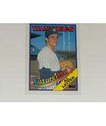 Al Leiter  Steve George card #18 error TOPPS NY Baseball FutureStars 198... - $3.99