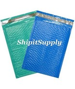 2-500 #000 Poly ( Blue & Teal ) Combo Color Bub... - $2.99 - $65.44