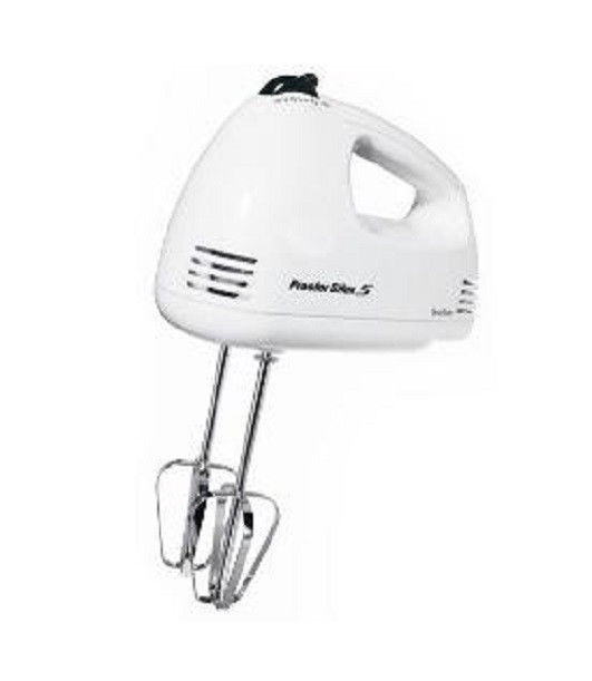 1 New Proctor Silex Easy Mix 5 Speed Hand Mixer - $16.89