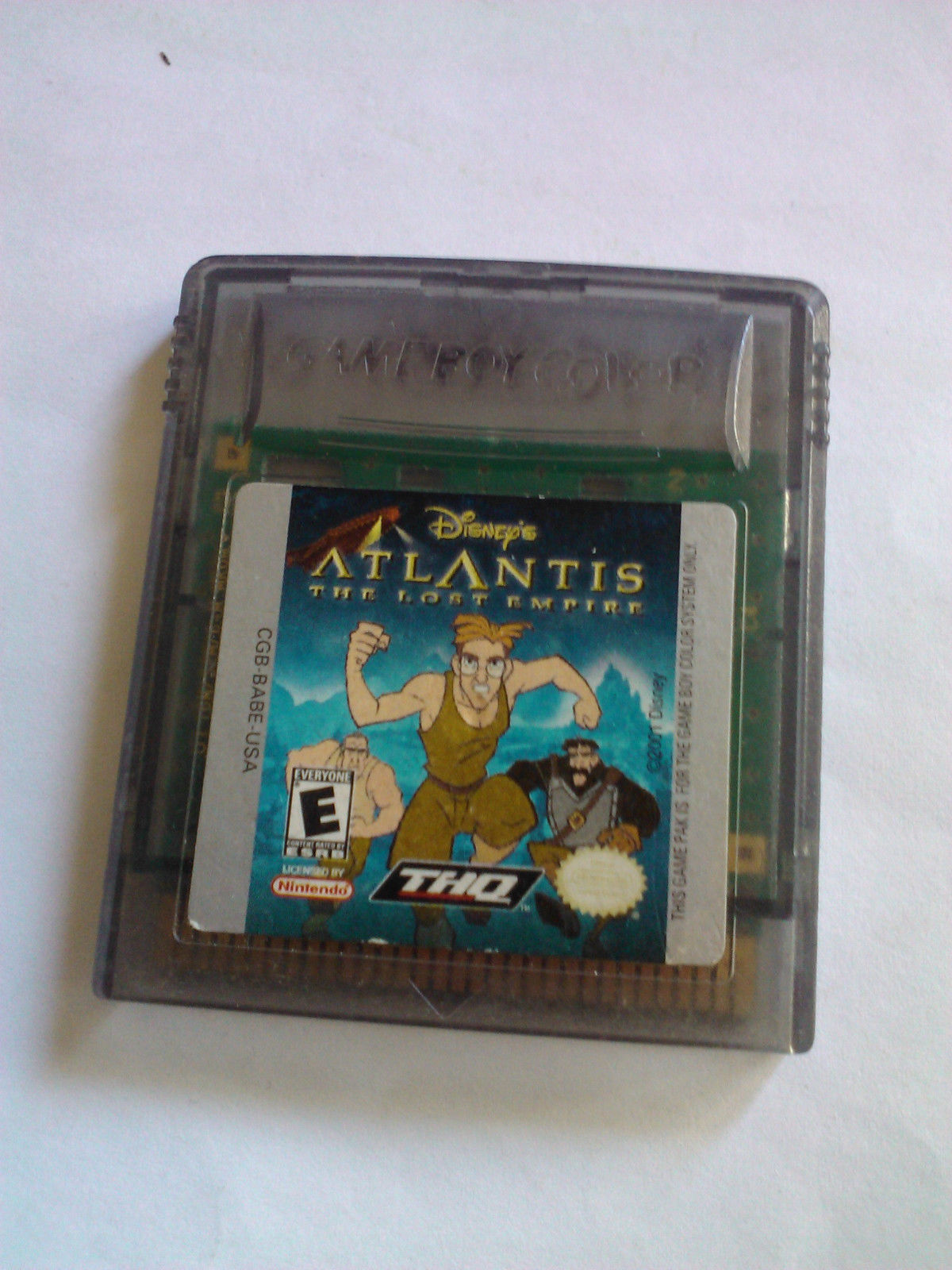 Choose 1 Game Boy Color Games Cartridges : BUGS BUNNY CRAZY CASTLE / BUGS BUNNY  - $5.86