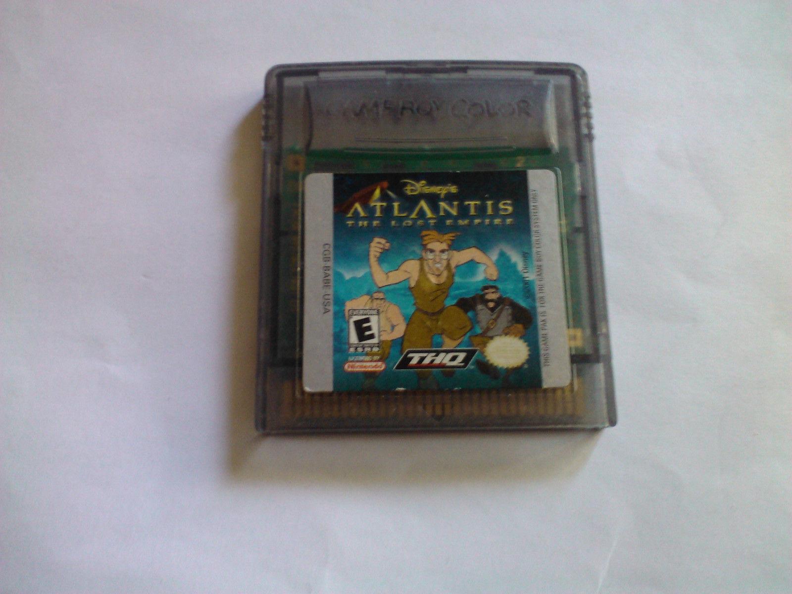 Choose 1 Game Boy Color Games Cartridges : BUGS BUNNY CRAZY CASTLE / BUGS BUNNY