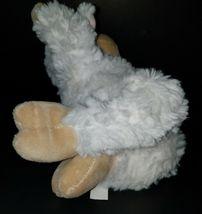 """GANZ Inspirational Lamb 9"""" Plush Sheep Stuffed Animal Toy Praying White Pink image 8"""