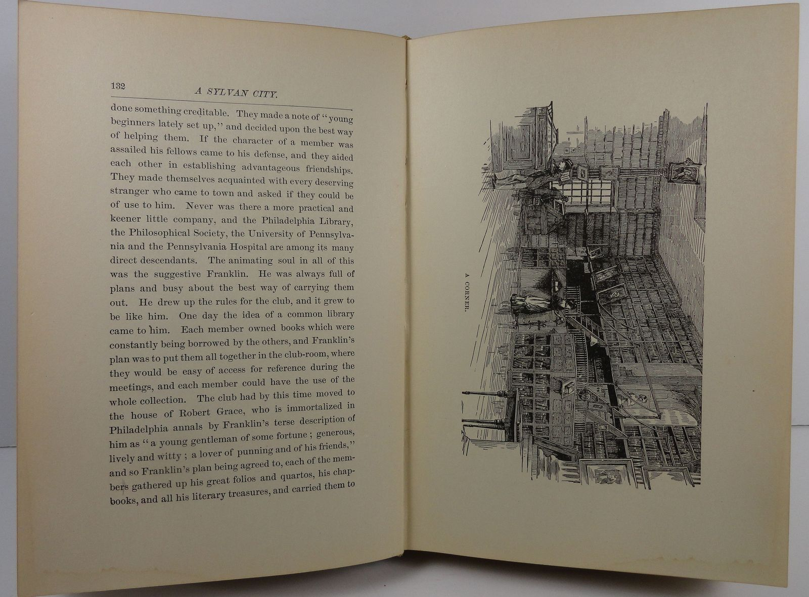 Quaint Corners in Philadelphia 1922 John Wanamaker