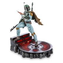 "Star Wars Light-Up 8.5"" Boba Fett Statue - Exclusive Limited Ed. - $219.95"
