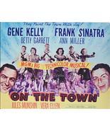 Frank Sinatra Kelly Garrett Miller Ellen Munshin 8x10 Photo 1520000 - $9.99