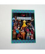1991 PBS Children's TV Workshop Sesame Street Cast Photo Postcard Signed... - $8.50