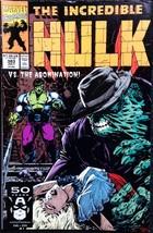 Marvel Comics  The Incredible Hulk 383 July 1991 - $2.45