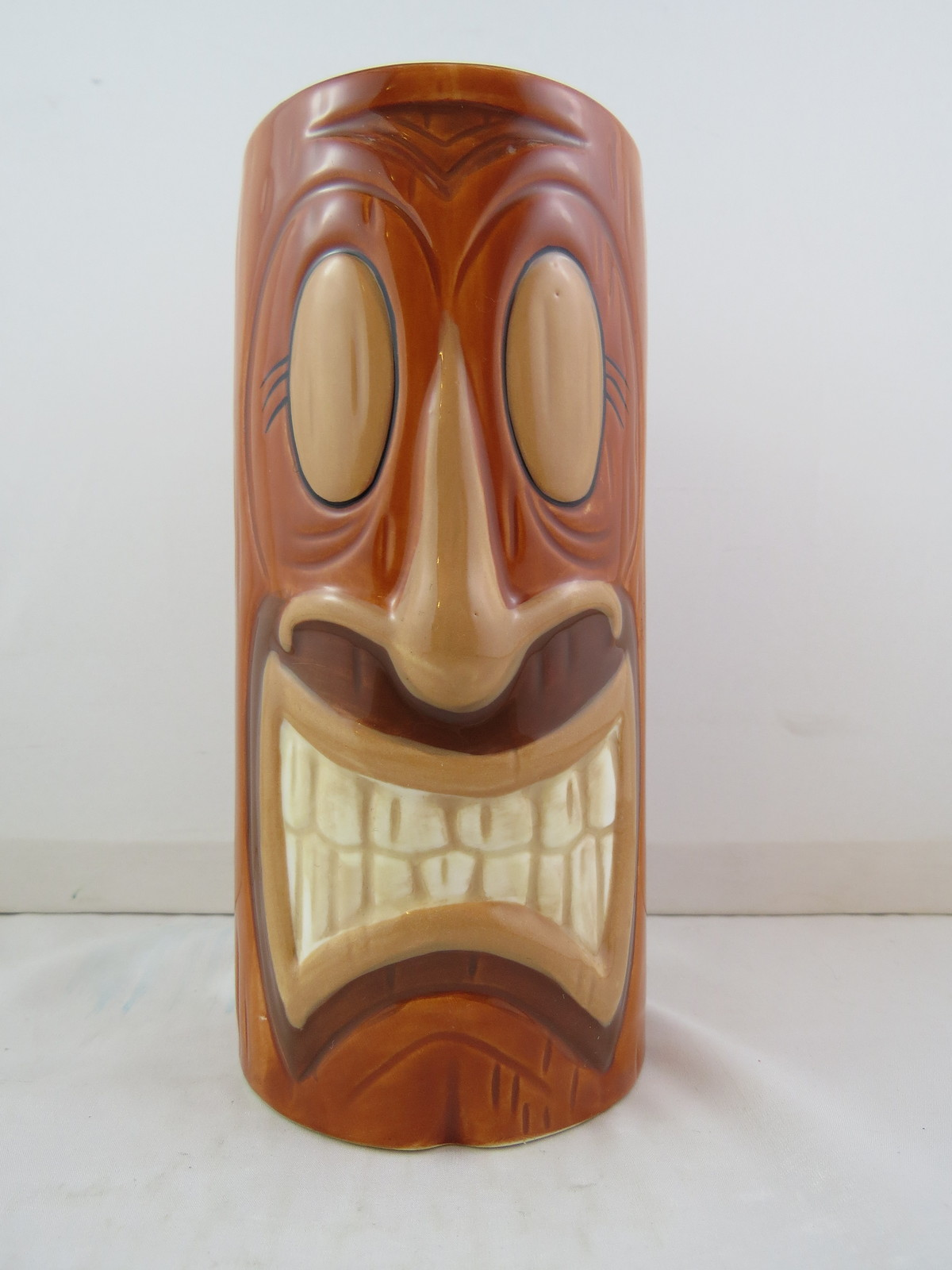 Primary image for The Big Tappa Ru Tiki Mug - By KC Co. Ltd - Ceramic Tiki Mug