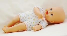 Fisher Price Twelve Inch Doll Baby 2006 K8760 - $11.85