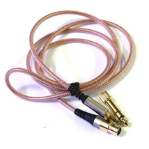 OFC Replacement upgrade Cable For AKG Q701 K702 K267 K712 Reloop RHP20 h... - $14.69 CAD+