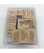 Stampin Up! Love Matters - 2006 - $10.39