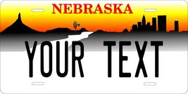 Nebraska 1993 Personalized Tag Vehicle Car Auto License Plate - $16.75