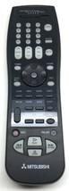Mitsubishi 290P117B10 EUR7616Z2A TV Cable VCR DVD Remote Control LT3020, WS55813 - $6.99