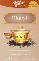 PRINCE OF PEACE Digest Tea 18 Bags