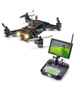 Eachine Racer 250 FPV Quadcopter Drone with HD Camera Eachine I6 2.4G 6C... - $395.99