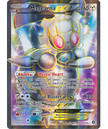 Magearna EX 110/114 Full Art Ultra Rare XY Steam Siege Pokemon Card - $5.99