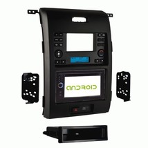 DOUBLE DIN IN DASH ANDROID K-SERIES NAVIGATION RADIO WITH COMPLETE DASH KIT - $890.99