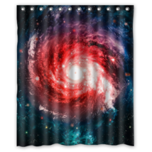 Fantasy Space Shower Curtain Waterproof Made From Polyester - $29.07+