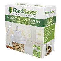 FoodSaver Wide-Mouth Jar Sealer - $35.99