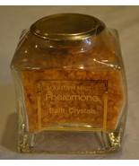 Marilyn Miglin Pheromone Bath Crystals 10 oz Glass Jar - $29.99