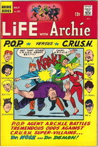 Life With Archie Comic Book #51, Archie 1966 VERY FINE- - $26.04