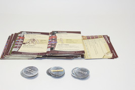 Dungeons and Dragons Partial D&D 2006 Basic Game - Cards - Game Game Pieces! - $17.82