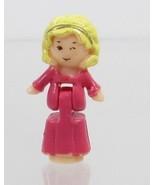 1994 Vintage Lot Polly Pocket Doll Magical Mansion - Polly Bluebird Toys - $7.50