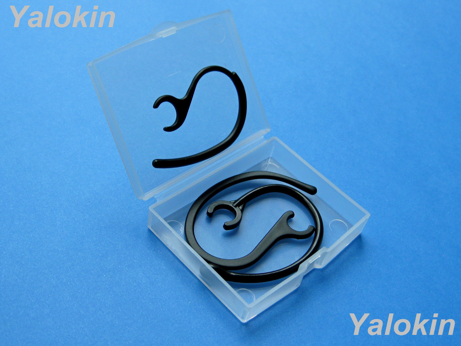 Replacement Earhooks Earloops Earclips for Jabra Bluetooth Headsets