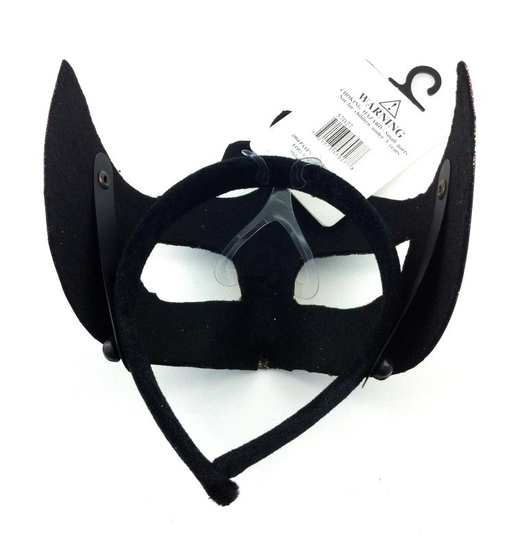 MASQUERADE BALL MASK FETISH HALLOWEEN ROLE-PLAY COLORFUL image 5