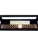 Elizabeth Taylor White Diamonds Watch Clear Cry... - $29.99
