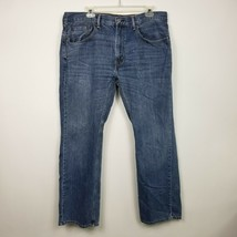 Levis 559 Mens Jeans 38x32 Measures 36x30.5 Relaxed Straight Fit High Ri... - $22.74