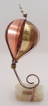 MCM Signed DeMott Brass Copper Whimsical Hot Ai... - $39.55