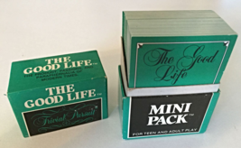 TRIVIAL PURSUIT MINI PACK 1987 THE GOOD LIFE NO. 2033 - $8.00