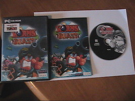 Worms Blast PC CD-Rom VGC Complete - $4.61