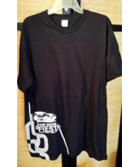 New FORD FIESTA promotional T-Shirt BLACK tee XL Drive One Hanes Big Deal - $6.00