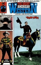 GREAT AMERICAN WESTERN #3 (AC Comics) NM! ~ Roy Rogers - $1.50