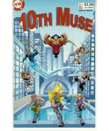 10th Muse #1 (Tidal Wave Studios, 2002) NM! - $1.00